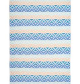 Turkish Beach Towel Gristol Blues