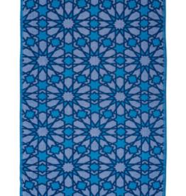 Turkish Beach Towel Granada Indigo