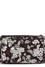 VERA BRADLEY Iconic Deluxe All Together Crossbody Holland Garden