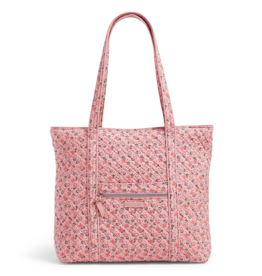 Iconic Vera Tote Sweethearts and Flowers