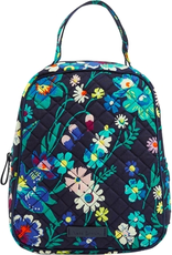 VERA BRADLEY Iconic Lunch Bunch Moonlight Garden