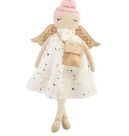 MUDPIE STAR DRESS ANGEL DOLL MUD