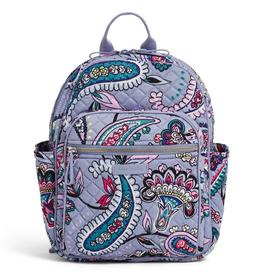 Iconic Small Backpack- Makani Paisley