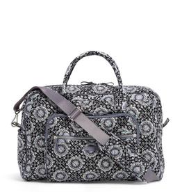 22235 Iconic Weekender Travel Bag Charcoal Medallion
