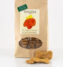 WAGGIES Sweet Potato Yammies - Waggies by Maggie and Friends 8oz. bag