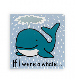 JELLYCAT INC. Book If I Were A Whale