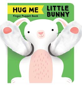 BOOK HUG ME LITTLE BUNNY
