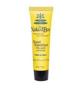 THE NAKED BEE THE NAKED BEE-HAND SANITIZER ORANGE BLOSSOM 0.5 OZ.