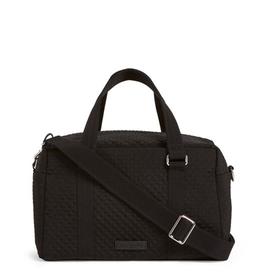VERA BRADLEY Iconic 100 Handbag Classic Black
