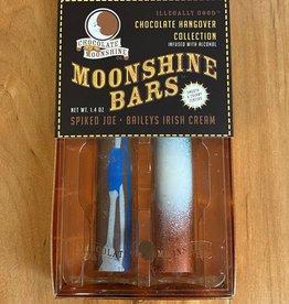 CHOCOLATE MOONSHINE CO LLC MOONSHINE BARS CHOCOLATE HANGOVER 2PKG
