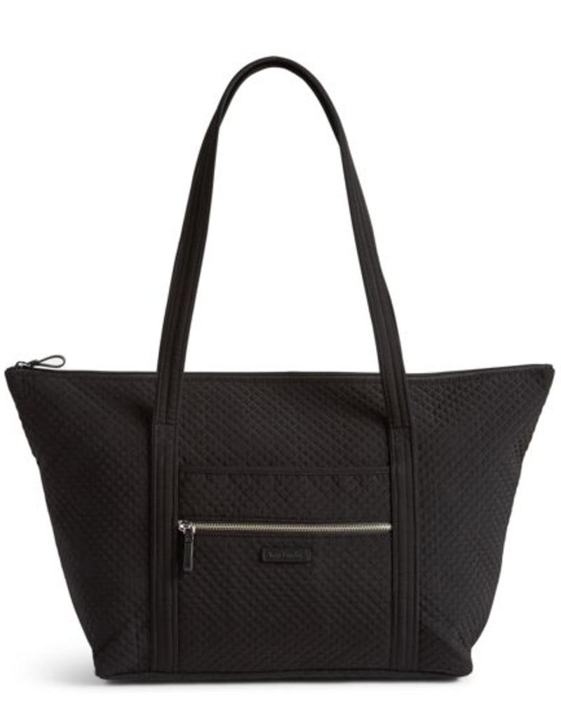 VERA BRADLEY Iconic Miller Travel Bag Classic Black