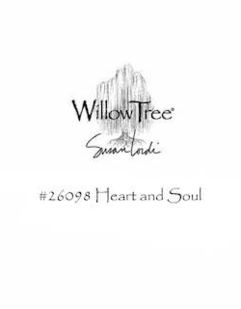 Willow Tree Figurines-Heart and Soul
