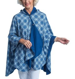 RAINCAPER BY GAZEBO GREEN RAINCAPER - NAVY WITH CHINA BLUE