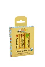 THE NAKED BEE The Naked Bee  3 Pack Lip Balm  Gift Set