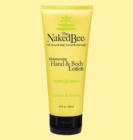 THE NAKED BEE THE NAKED BEE-Citron & Honey Lotion 6.7 oz.