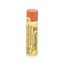 THE NAKED BEE THE NAKED BEE-Tinted Lip Balm in Desert Flower .15oz