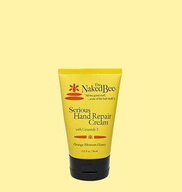 THE NAKED BEE THE NAKED BEE-Orange Blossom Honey Serious Hand Repair Cream 3.25 oz.