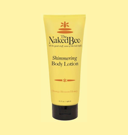 THE NAKED BEE THE NAKED BEE-Orange Blossom Honey Shimmering Lotion 6.7 oz.