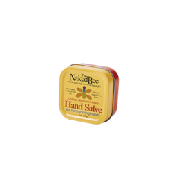 THE NAKED BEE THE NAKED BEE-Orange Blossom Honey Hand Salve 1.5 oz.