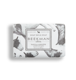 BEEKMAN 1802 INC Beekman Soap Bar - Vanilla Absolute Goat Milk - 9oz