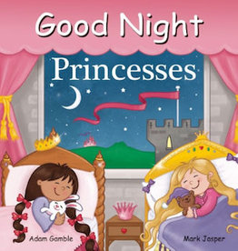 "PENGUIN RANDOM HOUSE Board Book ""Good Night Princesses"""