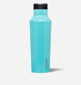 CORKCICLE 20oz Sport Canteen Gloss Turquoise