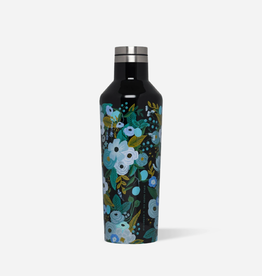 CORKCICLE 16oz Canteen Rifle Paper Garden Party Blue