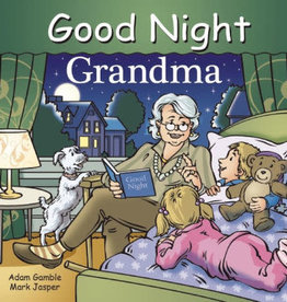 "PENGUIN RANDOM HOUSE BOARD BOOK ""GOOD NIGHT GRANDMA"""