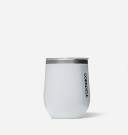 CORKCICLE 12oz Classic Stemless Wine Cup White