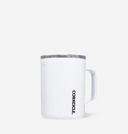 CORKCICLE 16oz Coffee Mug Gloss White
