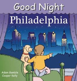 "PENGUIN RANDOM HOUSE Board Book ""Good Night Philadelphia"""