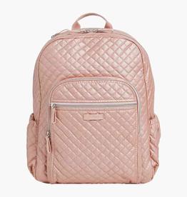 VERA BRADLEY Iconic Campus Backpack Rose Quartz 24863