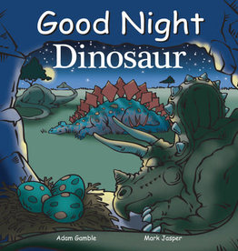 "PENGUIN RANDOM HOUSE Board Book ""Good Night Dinosaur"""