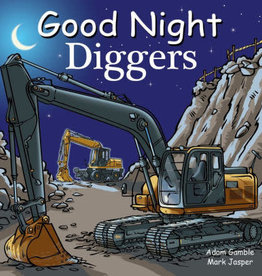 "PENGUIN RANDOM HOUSE Board Book ""Good Night Diggers"""