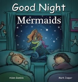 "PENGUIN RANDOM HOUSE Board Book ""Good Night Mermaids"""