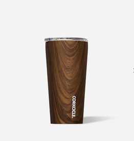 CORKCICLE 16oz Origins Tumbler Walnut Wood