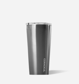 CORKCICLE 16oz Metallic Tumbler Gunmetal
