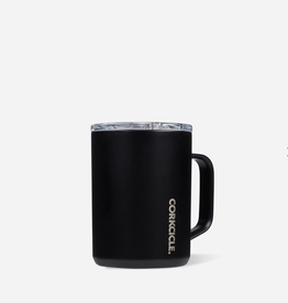 CORKCICLE 16 OZ MUG BLACK