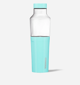 CORKCICLE 20 OZ HYBRID CANTEEN GLOSS TURQUOISE