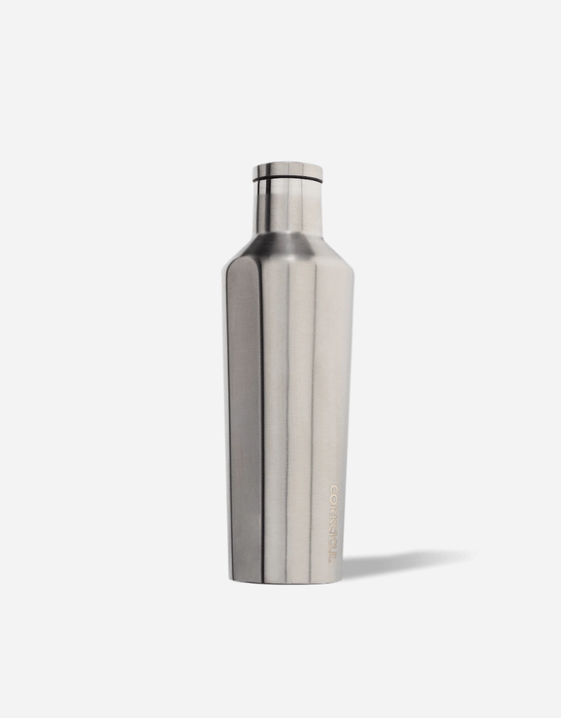CORKCICLE CANTEEN 16OZ BRUSHED STEEL