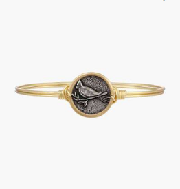 LUCA & DANNI Bangle Bracelet CARDINAL-Regular Brass Tone