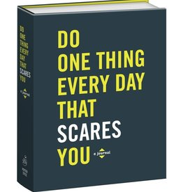 PENGUIN RANDOM HOUSE Do One Thing Every Day That Scares You: A Journal
