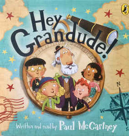 PENGUIN RANDOM HOUSE Book Hey Grandude!