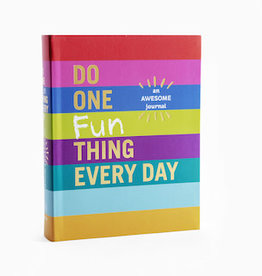 PENGUIN RANDOM HOUSE Do One Fun Thing Every Day: An Awesome Journal