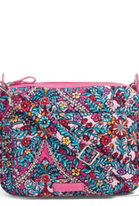 VERA BRADLEY Carson Mini Shoulder Bag Kaleidoscope