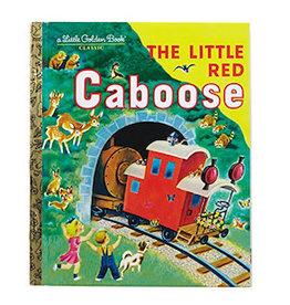 PENGUIN RANDOM HOUSE Little Golden Book Series The Little Red Caboose