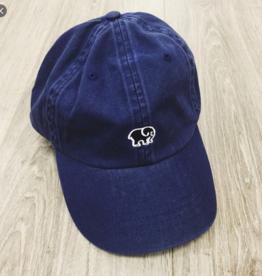 IVORY ELLA ELLA BASEBALL CAP NAVY