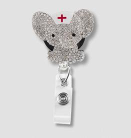 OUTSIDE THE BOX GIFTWARE Sparkle & Shine Nurse Elephant Reel