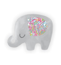 OUTSIDE THE BOX GIFTWARE Elephant Button