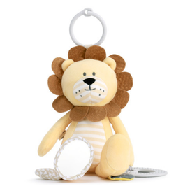 Activity Teether Buddy Lion